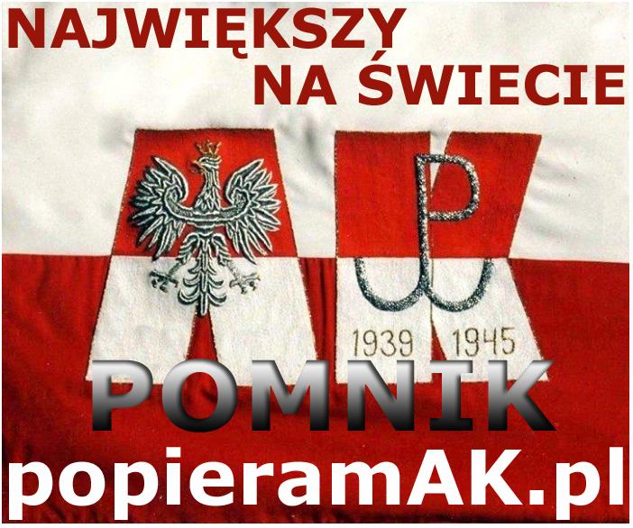 Pomnik Popieram AK