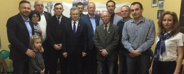 """Otwarcie biura Klubu """"Gazety Polskiej"""" w Rypinie"""