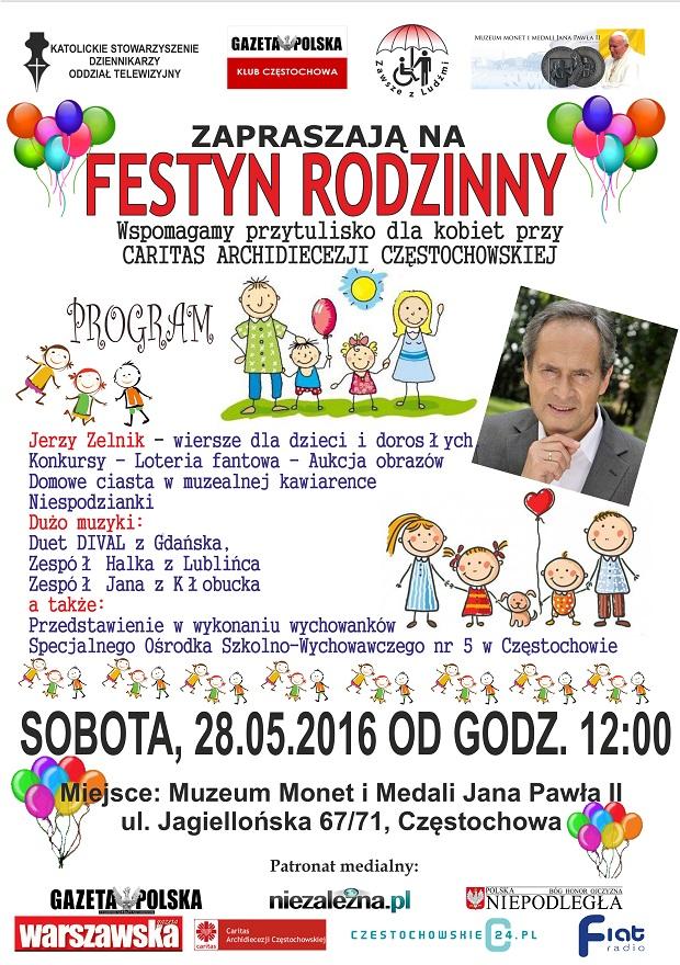 Czestochowa Festyn rodzinny2016