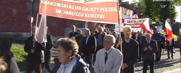 """Kraków: """"O Polsce przy Krzyżu"""" ks. Jan Marek Kaczmarek (wideo)"""
