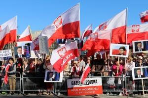 Przywitanie Prezydenta Andrzeja Dudy w Kanadzie (wideo)