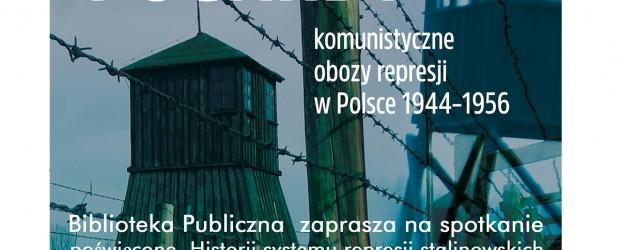 Warszawa Rembertów – spotkanie w 71 rocznicę rozbicia obozu NKWD  nr 10 w Rembertowie z Mateuszem Wyrwichem, 20 maja