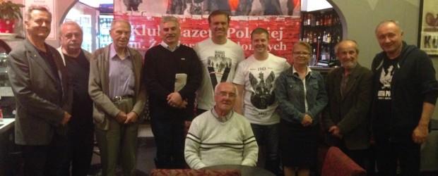 Klub GP Sydney – Comiesięczne spotkanie