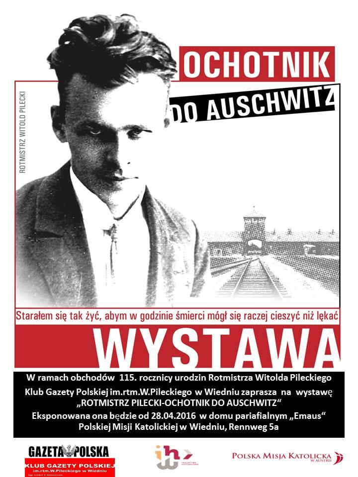 WiedenII - Plakat Pilecki2016