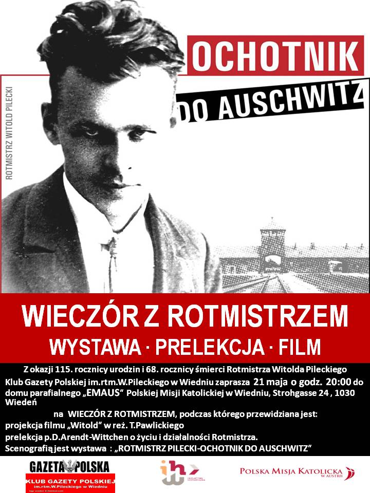 WiedenII - Plakat Pilecki2016a
