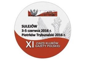 """XI Zjazd Klubów """"Gazety Polskiej"""" – Piotrków Trybunalski 2016 (informacje)"""