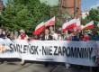 Poznań – 74 miesięcznicę Tragedii Smoleńskiej.