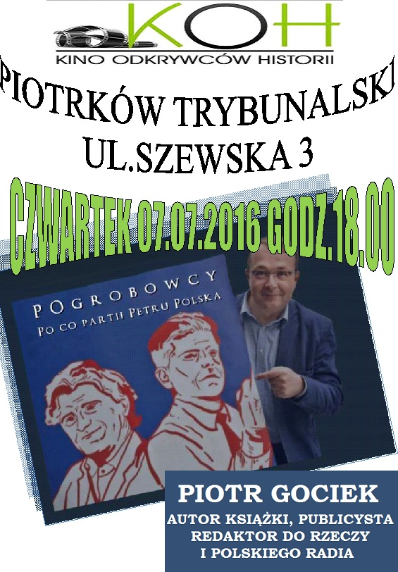 Piotrkow Tyb Gociek 2016