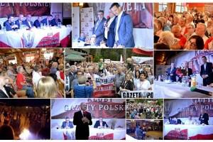 """Historyczny Zjazd Klubów """"Gazety Polskiej"""""""