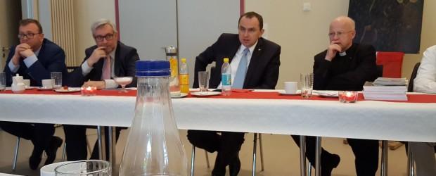 Spotkanie Ministra Adama Kwiatkowskiego z Klubem GP Berlin
