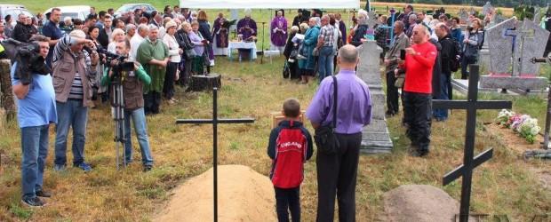 Mielnicy (Ukraina) odbyły się uroczystości upamiętniające Polaków zamordowanych w Krwawej Niedzieli