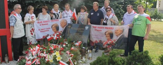 Konin: uczczenie pamięci Ofiar pomordowanych w Wołyniu