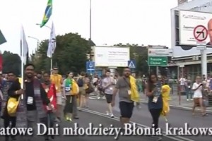 ŚDM: Polska to przyjazny i bezpieczny kraj (wideo)