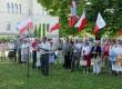 75 miesięcznica tragedii smoleńskiej w Poznaniu