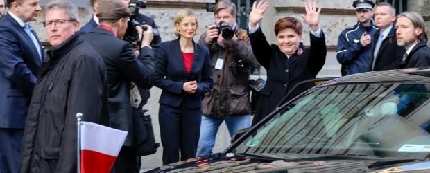 Kluby GP witają Panią Premier w Berlinie