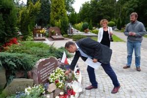 Elbląg – 10 sierpnia 2016r, miesięcznica tragedii smoleńskiej