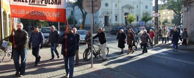 Garwolin: październikowa miesięcznica tragedii smoleńskiej