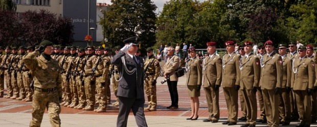Święto Wojska Polskiego w Gliwicach
