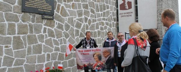 Kolejna miesięcznica tragedii smoleńskiej w Koninie
