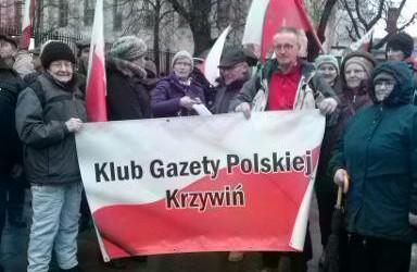 """Krzywiń: """"Marsz Wolności i Solidarności"""""""