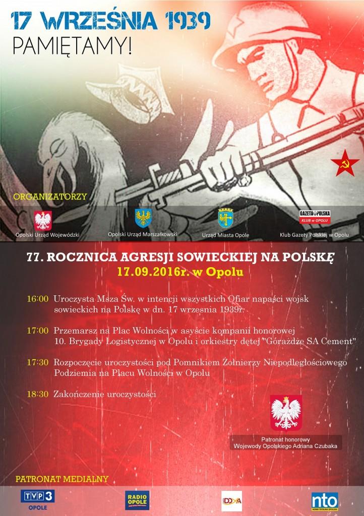 Opole 17 wrzesnia 2016