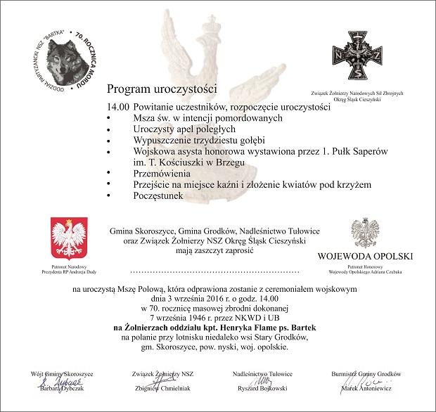Opole 3 wrzesnia 2016