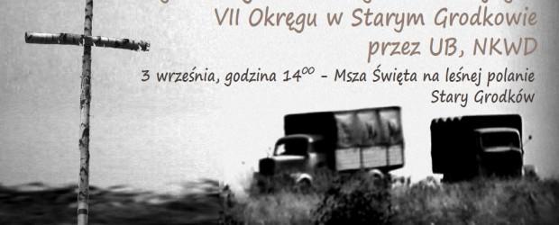Opole: uroczystości uczczenia 70. rocznicy mordu NKWD i UB na żołnierzach, 3 września