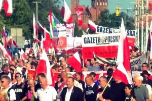 """Kondukt Pogrzebowy """"Inki"""" i """"Zagończyka"""" Gdańsk 28.08.2016 (wideo+zdjęcia)"""