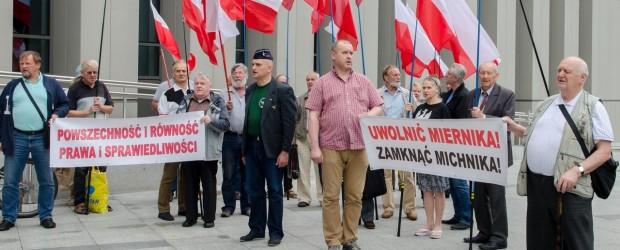 Uwolnić Miernika – uaktualniony adres Zakład Karny Wojkowice