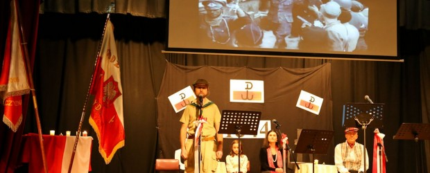 Koncert  z okazji 72 rocznicy Powstania Warszawskiego w Klubie Ashfield w Sydney.