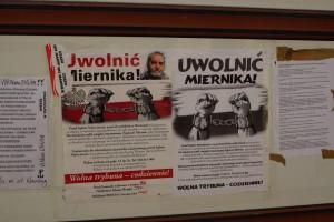 ZA  KRATAMI  relacja z odwiedzin dąbrowskiego Klubu Gazety Polskiej u  Zygmunta Miernika w Zakładzie Karnym w Wojkowicach, 23.09.2016r