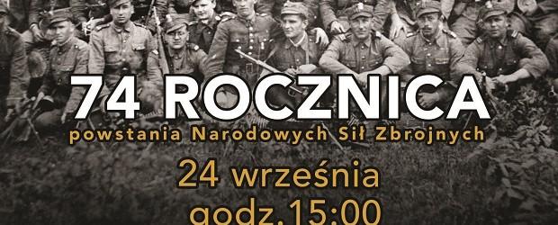Elbląg: 74 Rocznicy powstania NSZ i Wystawa dedykowana Annie Walentynowicz
