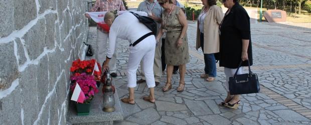 77 Miesięcznica tragedii smoleńskiej w Koninie