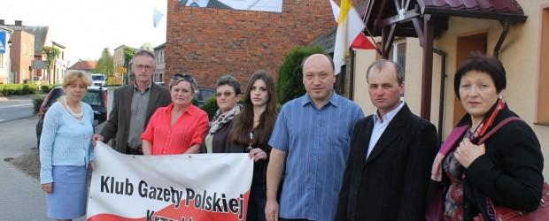 Kampania wyborcza w Krzywiniu