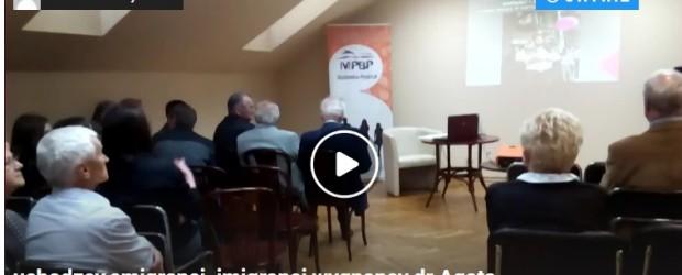 """Rypin: prelekcja dr Agaty Jawoszek – """"Uchodźcy, imigranci i wygnańcy z krajów muzułmańskich, a europejskie tradycje."""" (wideo)"""