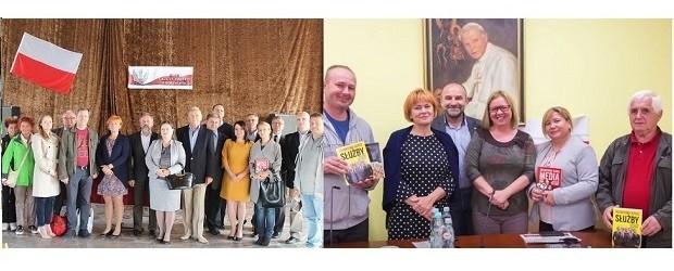 Red. Dorota Kania na spotkaniu w Gorzycach i Sandomierzu (wideo)