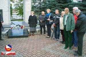 78. miesięcznica tragedii smoleńskiej w Dzierżoniowie