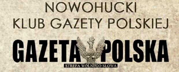 """Kraków – Nowa Huta – spotkanie z  Tadeuszem Płużańskim oraz Ireneuszem Lisiakiem nt."""": Kto Mordował Polskie Elity"""", 27 października"""
