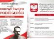 Uroczystości 10 i 11 listopada w Warszawie i Krakowie – ZAPROSZENIE