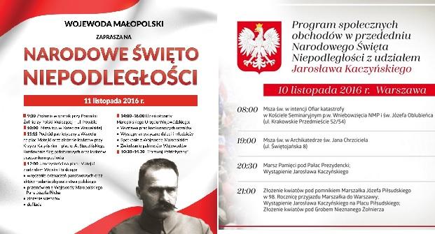 Kluby Gazety Polskiej Uroczystości 10 I 11 Listopada W