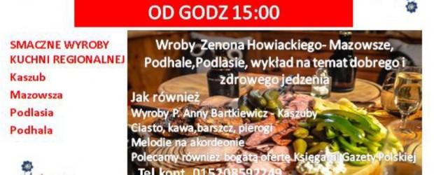 Polski wieczór w Hamburgu, 20 listopada