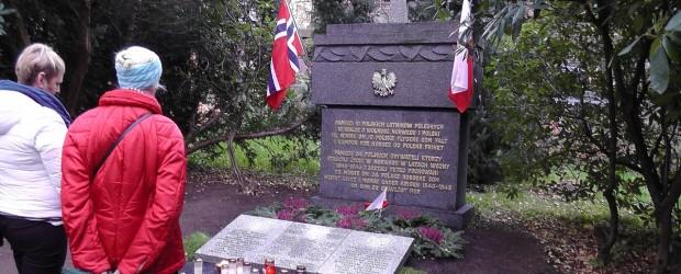 Pomnik lotników w Oslo