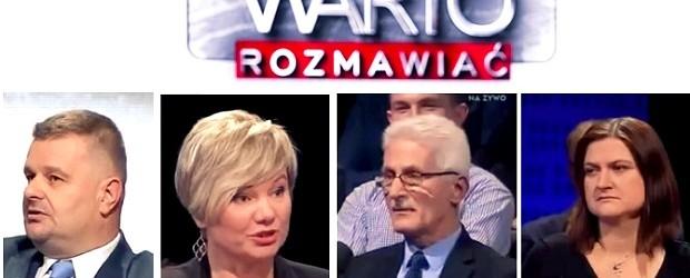 """Kluby """"GP"""" u Jana Pospieszalskiego w """"Warto rozmawiać"""" (wideo)"""