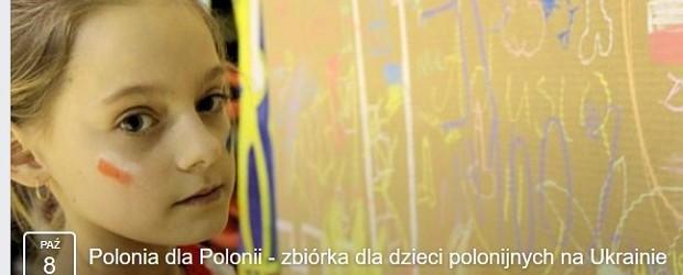 Aarhus: Polonia dla Polonii – zbiórka dla dzieci polonijnych na Ukrainie