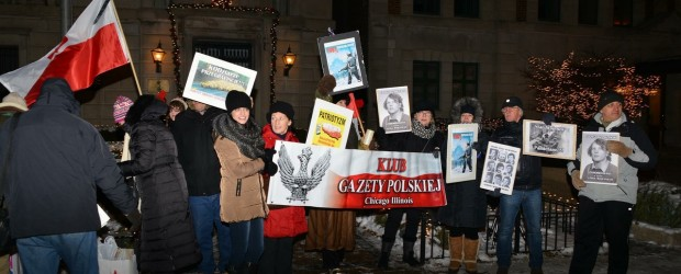 W Chicago uczczono ofiary stanu wojennego