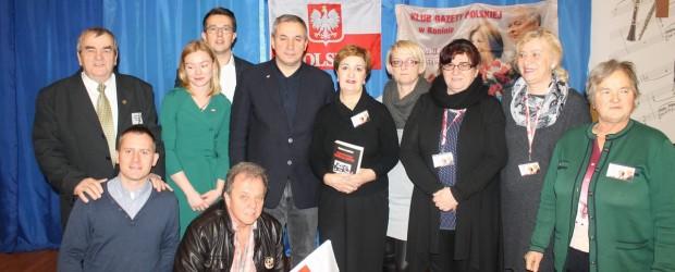 Konin: Spotkanie z Wojciechem Sumińskim w Słupcy