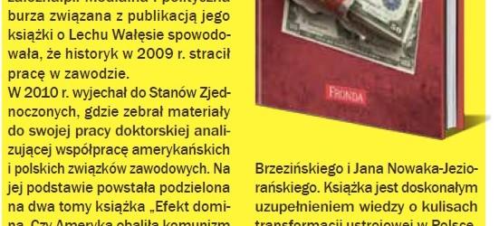 Lębork – spotkanie z dr. Pawłem Zyzakiem, 14 grudnia, g. 19, w Auli Jana Pawła II przy kościele św. Jakuba.