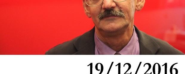 Myślenice – spotkanie z dr. Jerzym Targalskim, 19 grudnia
