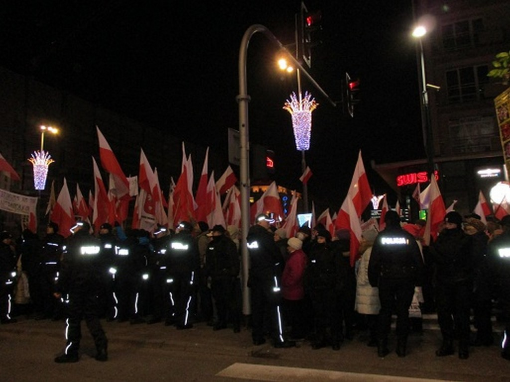 Warszawa 13.grudnia '16