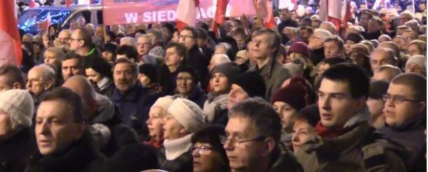 """""""Rozpętała się nagonka przeciwko prowadzącym śledztwo"""" – apel Klubów Gazety Polskiej (wideo)"""